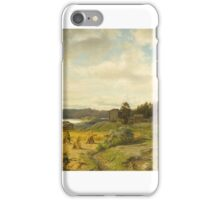 Werner Holmberg () Rye Harvest iPhone Case/Skin