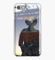 Electro Urban Punk iPhone Case/Skin