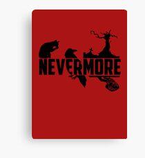 Nevermore Leinwanddruck