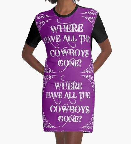 Whip Crack Away.... Graphic T-Shirt Dress