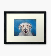 Ernie Framed Print