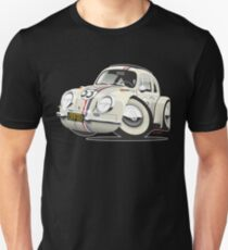 Herbie the Love Bug caricature T-Shirt