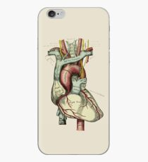 Graphic Coloured Heart iPhone Case