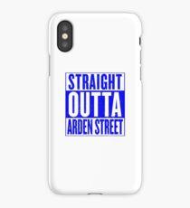 Straight Outta Arden Street iPhone Case