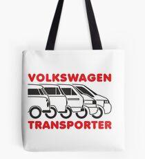 VW Transporter evolution Tote Bag