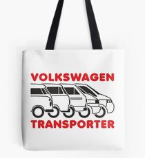 VW Transporter evolution Tote Bag