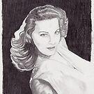 Ava Gardner 2 by BrandyHouse