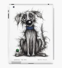 Horrible the dog iPad Case/Skin