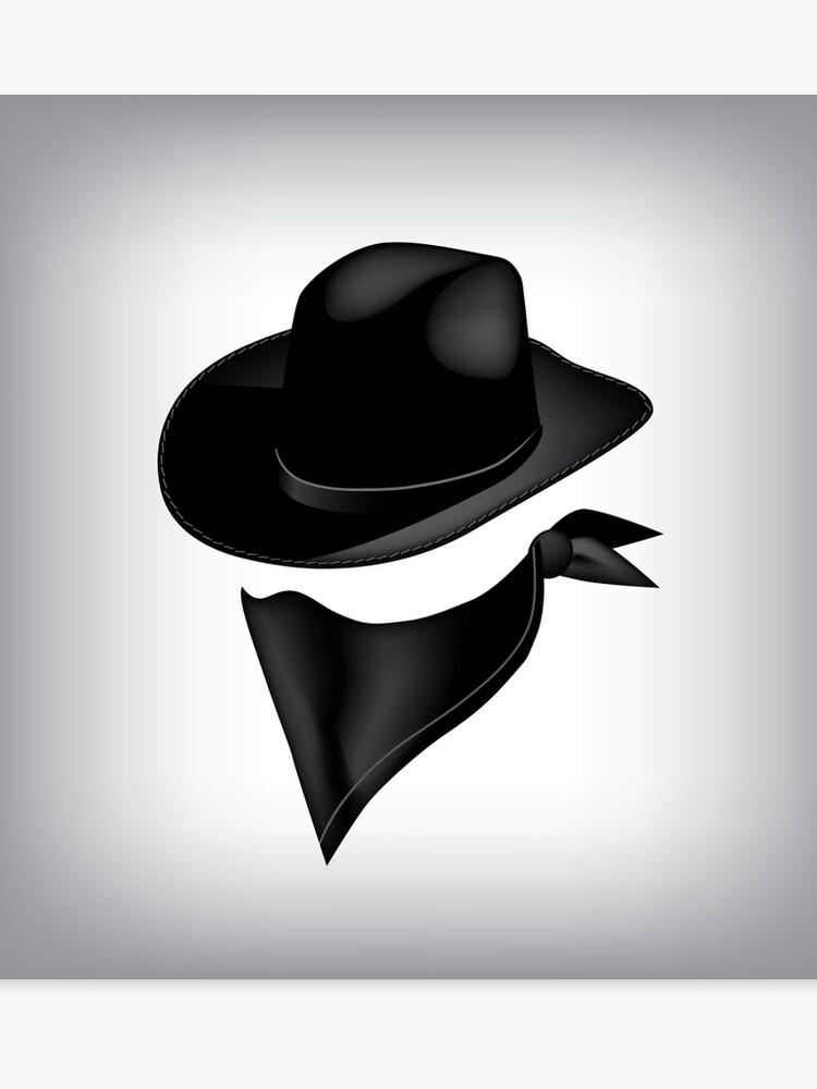 632d9452217d1 Bandit hat and bandana