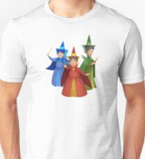 Fairy Godmothers Unisex T-Shirt