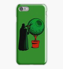 LORD VADER GARDENER iPhone Case/Skin
