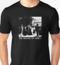 Camiseta unisex Las Hermanas de la Misericordia - The Worlds End - The Damage Done