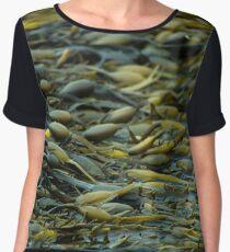 seaweed Women's Chiffon Top