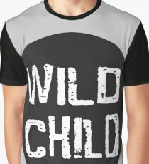 Wild Child Graphic T-Shirt