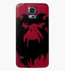 12 Monkeys - Terry Gilliam - Wall Drawing Black Case/Skin for Samsung Galaxy