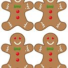 gingerbread pattern by red-rawlo