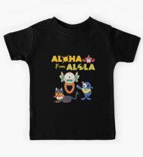 Aloha from Alola Kids Tee