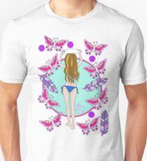 girl surf T-Shirt