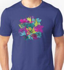 summernight / floral pattern Unisex T-Shirt
