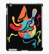 yoga peace iPad Case/Skin