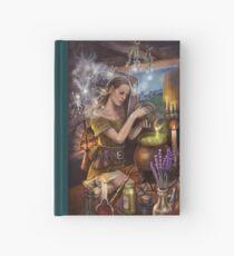 Tarot Journal Hardcover Journal