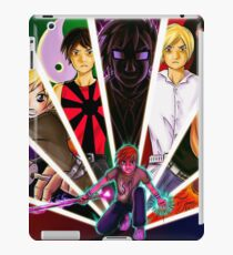 Wrath of the Evil Exes iPad Case/Skin