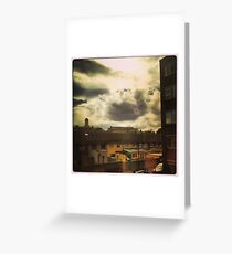 Top O the Morn - by momma Greeting Card