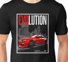 LANCER EVO X Unisex T-Shirt