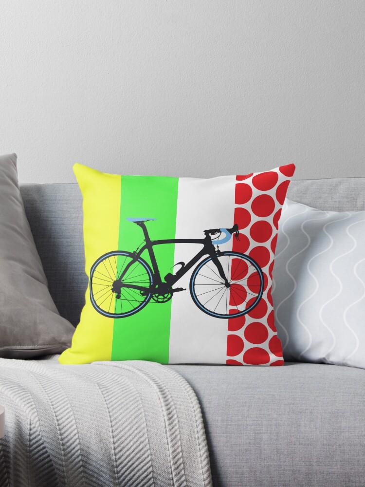 Bike Tour de France Jerseys (Vertical) (Big - Highlight)  von sher00