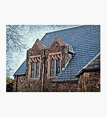 Beautiful Dormer Windows In the Roof of St James Photographic Print