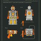 ROBOT (1955) by JazzberryBlue