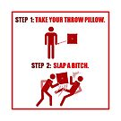 How to use a throw pillow by scarlet-neko