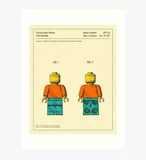 TOY FIGURE (1979) Art Print
