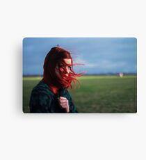 Dark Skies and Sunshine Canvas Print