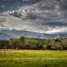 Cades Cove, spring 2014, image 3 (HDR) by Douglas  Stucky
