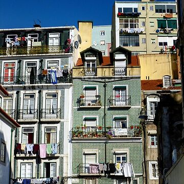 Everyday life in Lisbon Portugal by rsukharev