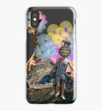 Psychedelic Giraffe  iPhone Case/Skin