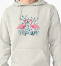 Flamingo fever Pullover Hoodie