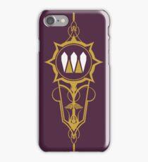 the Awoken Queen's Banner iPhone Case/Skin