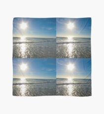 San Diego Beach With The Sun Scarf