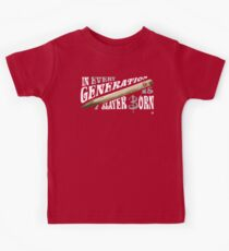 Vampire Slayer motto Kinder T-Shirt
