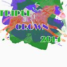 Triple Crown 2014 by Ginny Luttrell