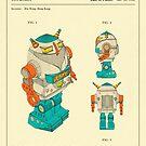 Robot (1982) by JazzberryBlue