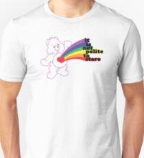 Stare Bear Slim Fit T-Shirt