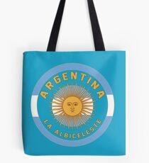 Argentina Copa America 2016 Tote Bag