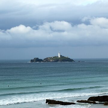 Godrevy Lighthouse, Cornwall by LindaMarques