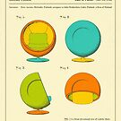 Globe Chair (1968) by JazzberryBlue