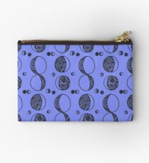 moons Zipper Pouch