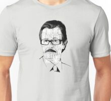 The Dark Knight Rises - Commissioner Gordon Unisex T-Shirt