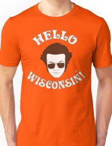Hyde: Hello Wisconsin! Unisex T-Shirt